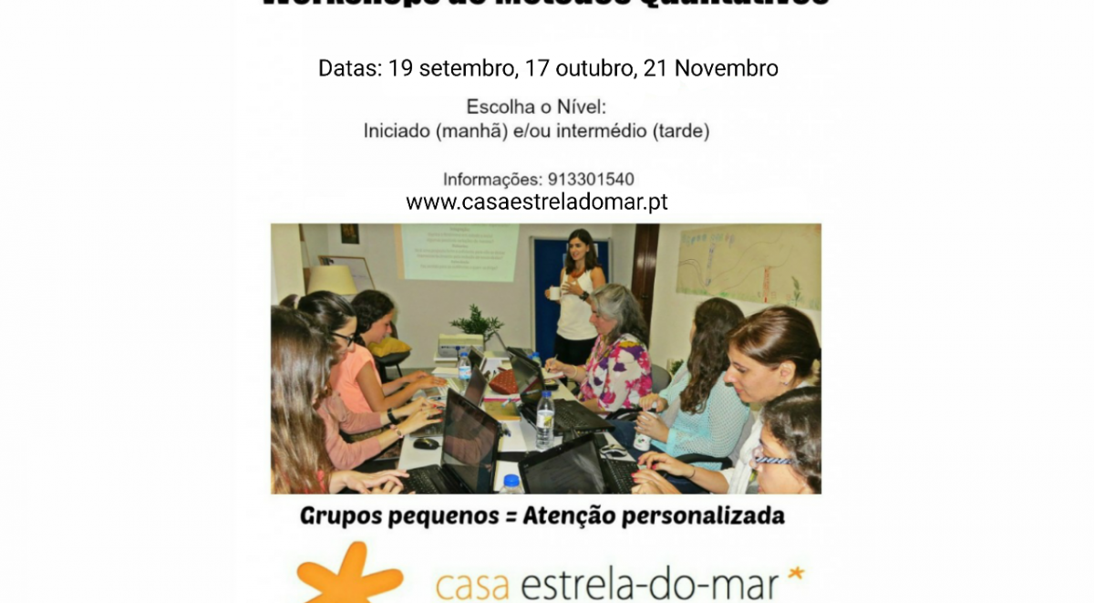 Workshop qualitativas